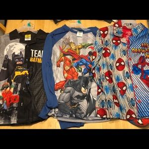 Other - New with tags Lot 3 sets boys pajamas Size 10 12